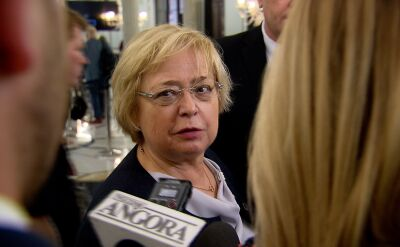 Gersdorf: moim zdaniem przesłanki we wnioskach PiS nie są merytoryczne