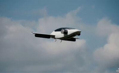 Prototyp latającej taksówki