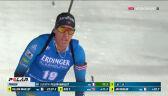 Fillon Maillet wygrał sprint w Novym Mescie
