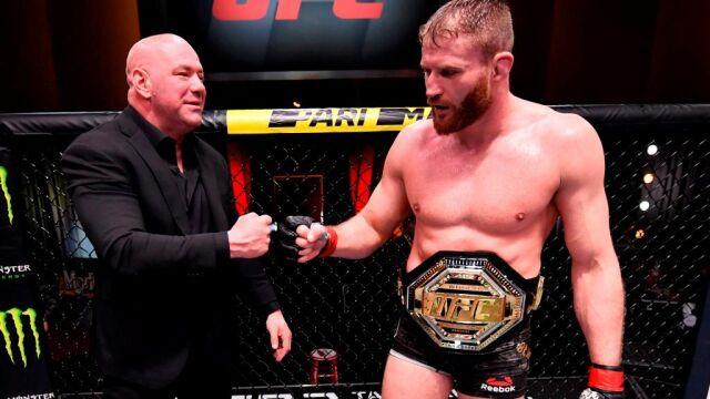 Błachowicz awansował w rankingu najlepszych zawodników UFC