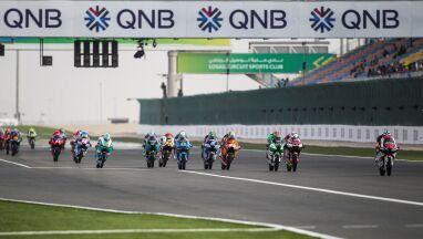 Katar oferuje szczepionki dla uczestników wyścigów MotoGP