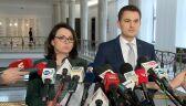 Gasiuk-Pihowicz: celem wniosku KRS było dostarczenie politycznej amunicji rządowi