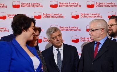 SLD zatwierdziło kandydatów, którzy wystartują z list Koalicji Europejskiej