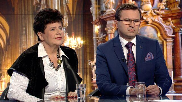 Senyszyn Lynx Archbishop apology: all this is aimed