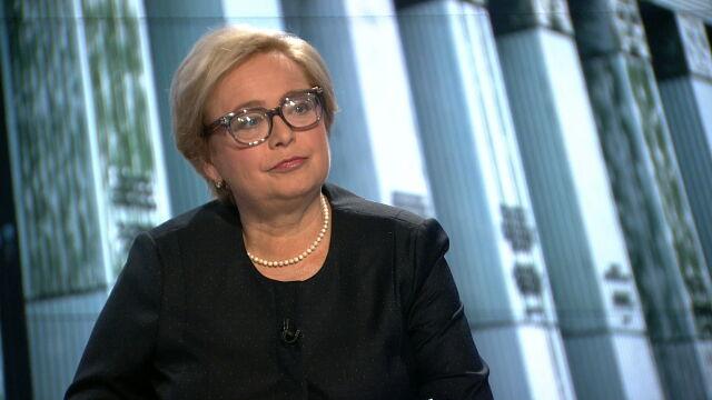"""Profesor Małgorzata Gersdorf była gościem """"Faktów po Faktach"""""""