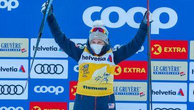 Pierwsza Amerykanka wygrała Tour de Ski. Ostatnio tylko Norweżki i Justyna Kowalczyk