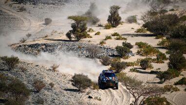 Raport z Dakaru. Wszechobecny pył, piach i wielki sukces Polaka