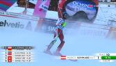 Schwarz wygrał slalom w Adelboden