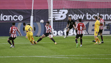 Messi bohaterem. Barcelona wygrała w Bilbao