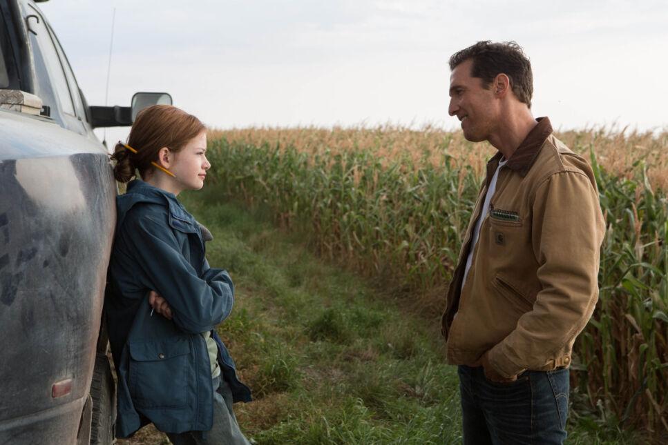 Matthew McConaughey i Mackenzie Foy
