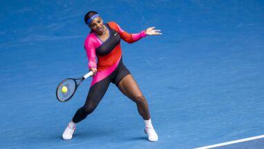 Legendarna sprinterka zainspirowała Serenę Williams