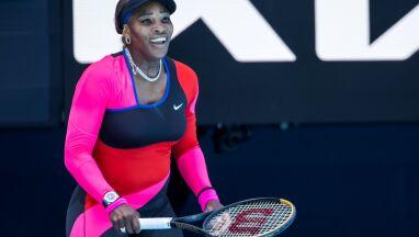 Tarapaty na początku, uśmiech na koniec. Serena Williams pokonała kolejną przeszkodę