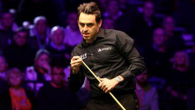 O'Sullivan wycofał się z turnieju. Chce odpocząć przed Welsh Open