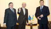 Janukowycz odmówił podpisania umowy na szczycie?