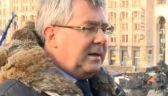 Ryszard Czarnecki o protestach na Ukrainie