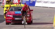 Quintana wygrał ostatni etap Paryż - Nicea, Schachmann cały wyścig