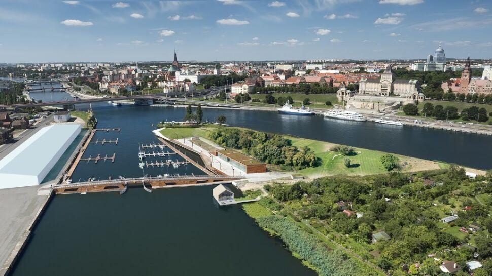 """W Szczecinie chcą """"kulturalnego domu pływającego"""""""