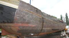 """""""Molendiep"""" zwodowano w 1909 roku jako barkę handlową"""