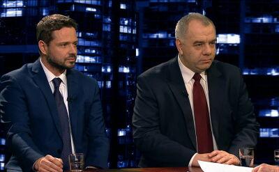Trzaskowski: od 25 lat nie było tak upolitycznionych sędziów