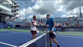 Hurkacz pokonał Murraya w 2. rundzie turnieju ATP w Cincinnati