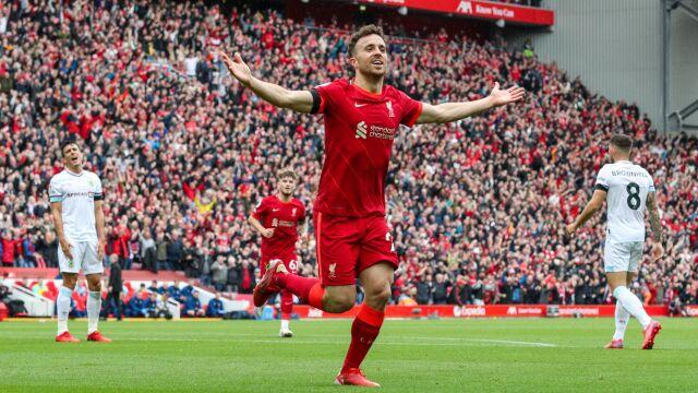 Dopiął swego, w końcu strzelił. Liverpool dalej perfekcyjny
