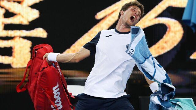 Hiszpański tenisista wpadł w furię. Wszystko przez decyzję sędziego