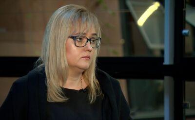 Magdalena Adamowicz: warunkiem moim startu Pawła w wyborach, było to, aby nasza córka mogła wyjechać
