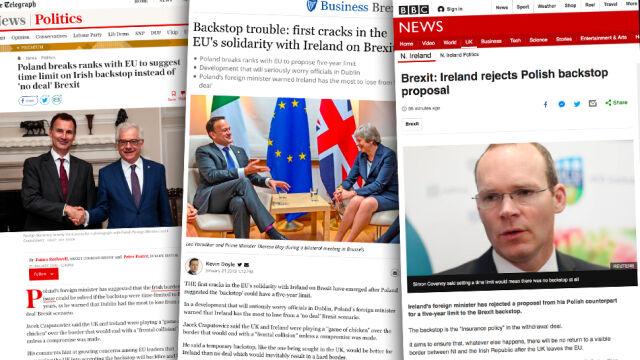 Kontrowersyjna propozycja w sprawie brexitu. Media: polski rząd się wyłamał