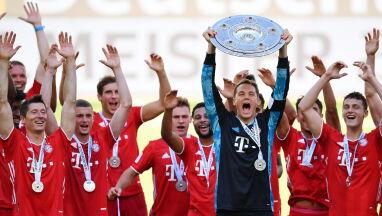 Popis mistrzów. Bayern i Lewandowski zabawili się na koniec