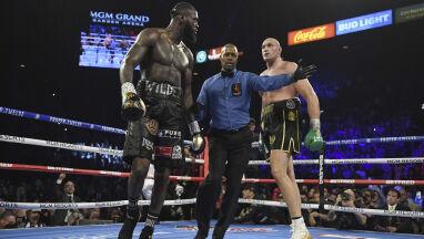 Holyfield wskazał aktualnego króla boksu.