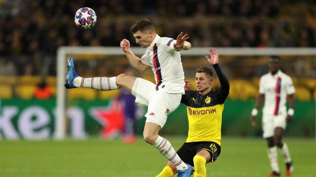 Pierwszy transfer Borussii Dortmund. Za darmo