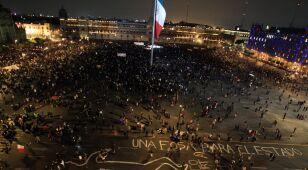 Meksykanie chcą prawdy ws. zabitych studentów
