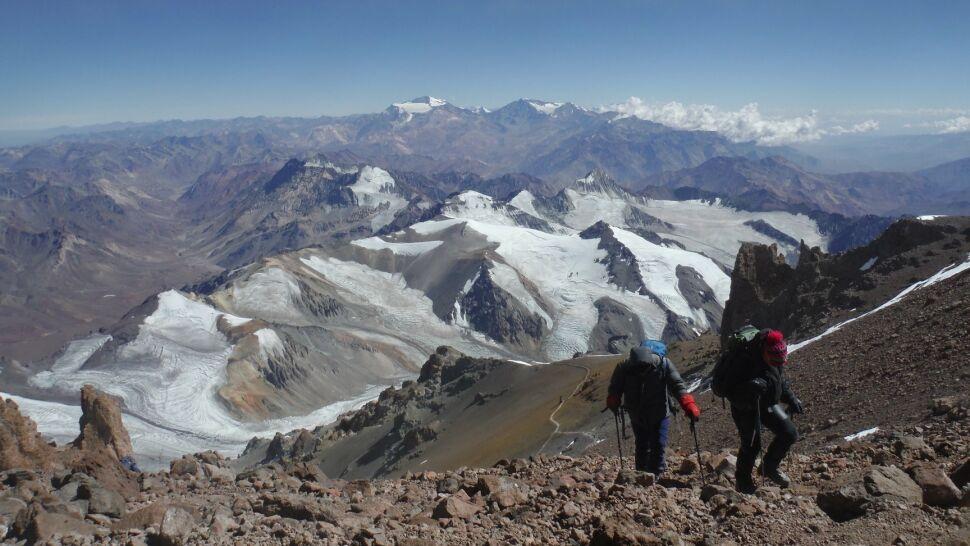Zdobyła najwyższy szczyt Ameryki Południowej, teraz czas na Amerykę Północną. Dla hospicjum