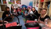 """Anna Lewandowska odwiedziła matki wychowujące swoje dzieci w zakładzie karnym. Materiał """"Dzień Dobry TVN"""""""