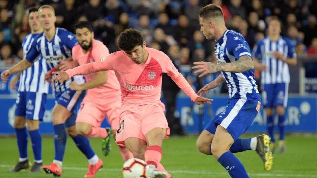 Spokojna wygrana Barcelony. W środę Messi znów może być mistrzem