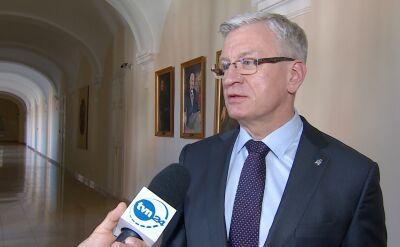 Prezydent Poznania: jestem zbulwersowany, że w tak ważnych kwestiach ustawy są pisane na kolanie