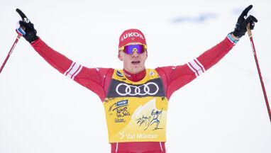 Trzeci etap Tour de Ski dla Bolszunowa