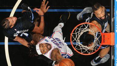 Znalazł się mocny na Magic. W NBA nie ma już niepokonanych