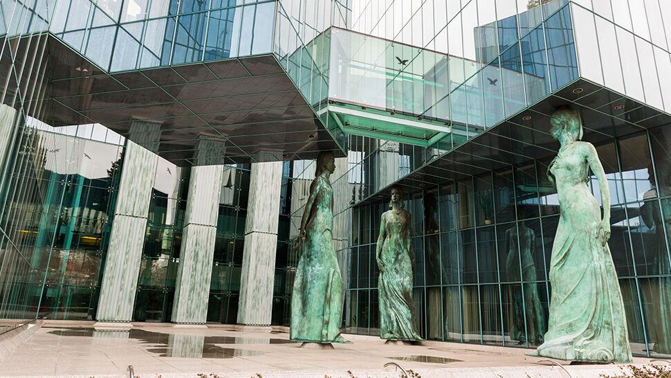 Ustawy o sądownictwie opublikowane w Dzienniku Ustaw