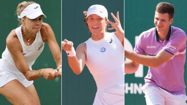 Polscy tenisiści poznali rywali. Świątek faworytką, Linette przed trudnym zadaniem