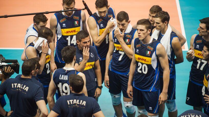 Bezlitośni dla Rosji. Włoscy siatkarze gotowi na walkę o medal