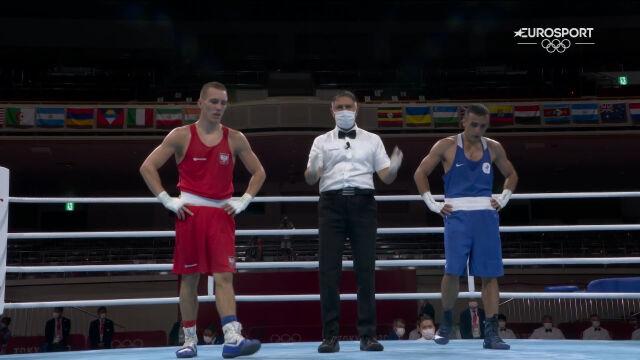 Tokio. Durkacz odpadł w pierwszej rundzie turnieju bokserskiego mężczyzn