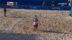 Tokio. Bryl i Fijałek pokonali parę Abicha/Elgraoui w siatkówce plażowej mężczyzn