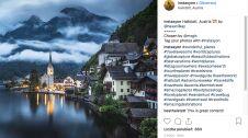 Austriackie Hallstatt. Zdjęcia z Instagrama