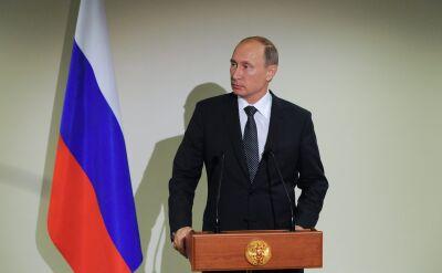 Tymczasowa i z powietrza. Tak Putin widzi rosyjską interwencję w Syrii
