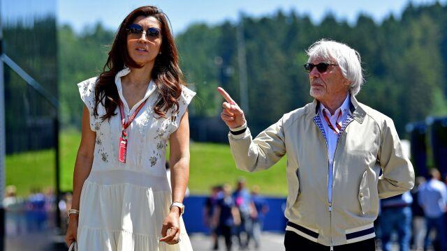 89-letni były szef Formuły 1 ponownie zostanie ojcem