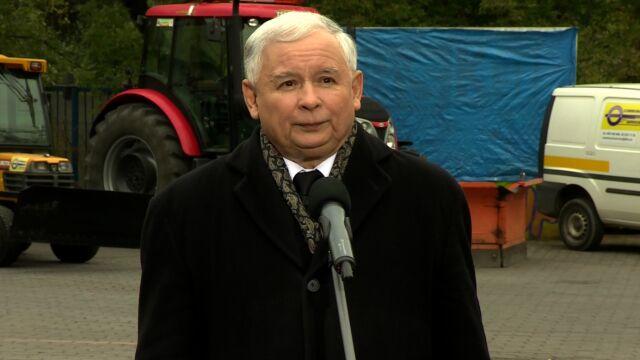 Kaczyński broni słów o uchodźcach. I przywołuje rozporządzenie: można odmówić pobytu