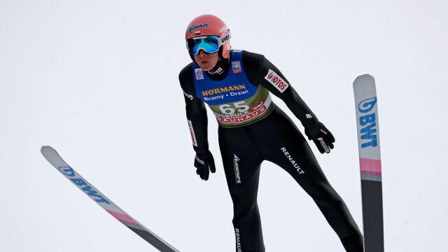Kubacki w drodze po kolejne podium. Pięciu Polaków powalczy w Innsbrucku