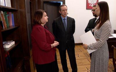 Tomasz Grodzki pisze list do Komisji Weneckiej