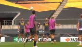 Trening piłkarzy Interu przed finałem Ligi Europy